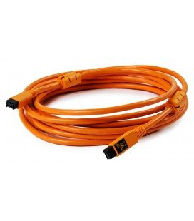 TETHER TOOLS PRO CABLE FIREWIRE 800 9A 9 PIN 40CM (FW88ORG)