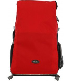 ROLLEI BACKPACK TRAVELLER CANYON L 35 L SUNSET BLACK/RED