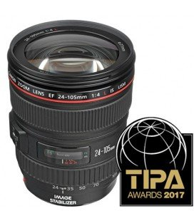 CANON EF 24-105MM 1: 4L IS II USM  (SCATOLA BIANCA KIT LENTE)