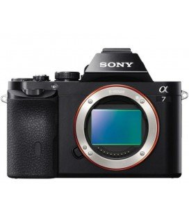 SONY ALPHA A7 CAMERA EVIL (CUERPO)