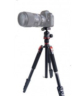 LEOFOTO AL-254B+BH-36 ALUMINIUM KIT WITH KNEECAP