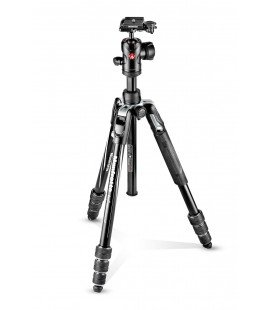 MANFROTTO BEFREE ADVANCED + ROTULA MKBFRLA4BK