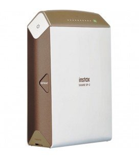 FUJIFILM INSTAX SHARE SP-2 GOLD EX D PRINTER INSTANTANEOUS