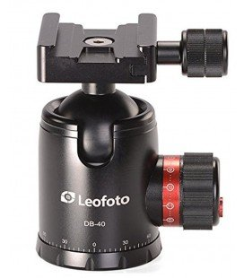LEOFOTO DB-40 40MM ROTULA 40MM ARCA/RSS
