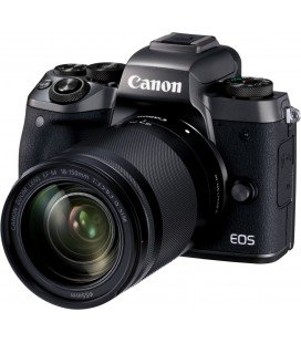 CANON EOS M5 + EF-M 18-150MM f/3.5-6.3 IS STM - NEGRO