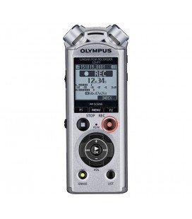 OLYMPUS LS-P1 GRABADORA AUDIO 4GB PLATA