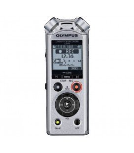 OLYMPUS LS-P1 AUDIO RECORDER 4GB SILBER