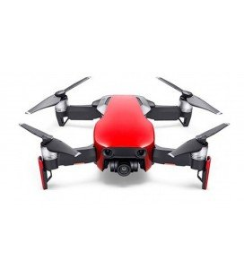 DJI MAVIC AIR DRONE 4K ROJO