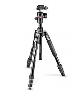 KIT MKBFRTA4BK-BK-BH ALU.TWIST DI MANFROTTO BEFREE ADVANCED MKBFRTA4BK-BH ALU.TWIST KIT