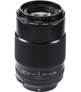 FUJIFILM FUJINON XF 80mm F2.8 R LM OIS WR MACRO + CASHBACK 150 EUROS DE FUJIFILM