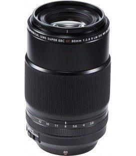 FUJIFILM FUJINON XF 80mm F2.8 R LM OIS WR MACRO + €150 DESCUENTO DIRECTO