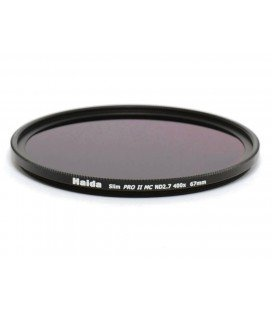 HAIDA FILTRO  67MM SLIM PROII MC ND2.7 400X
