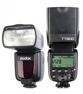 GODOX TT600 HSS GN 60 FLASH MANUAL + DIFUSOR