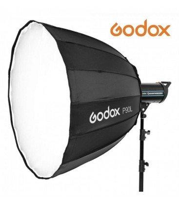 GODOX P90L SOFTBOX 90CMS. MONTURA BOWENS