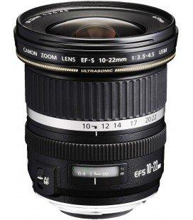 CANON EF-S 10-22mm f/3.5-4.5 USM + GRATIS 1 AÑO MANTENIMIENTO VIP SERPLUS CANON