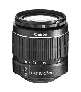 CANON EF-S 18-55mm f/3.5-5.6 III DC