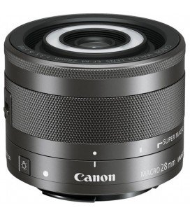 CANON EF-M 28 MM F / 3,5 Macro IS STM + 1 ANNO GRATUITO SERPLUS CANON VIP MAINTENANCE SERPLUS CANON