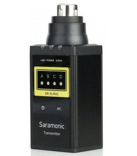 SARAMONIC SR-XLR4C WIRELESS TRANSMITTER