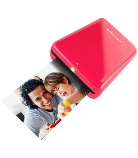 POLAROID IMPRIMANTE ZIP MOBILE-BLUETOOTH-ROUGE