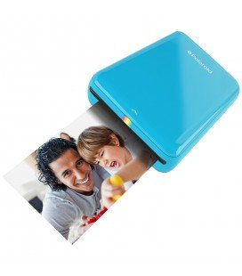 POLAROID ZIP IMPRESORA MOVIL-BLUETOOTH-AZUL