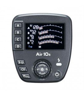 NISSIN TRANSMITTER PRO RF TTL AIR 10s P/ SONY