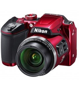 NIKON COOLPIX B500 ROUGE WIFI-NFC-BLUETOOTH