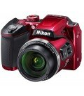 NIKON COOLPIX B500 ROJO WIFI-NFC-BLUETOOTH