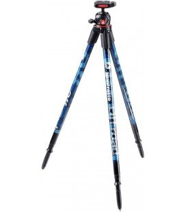 MANFROTTO OFF ROAD TRIPODE CON ROTULA DE BOLA AZUL