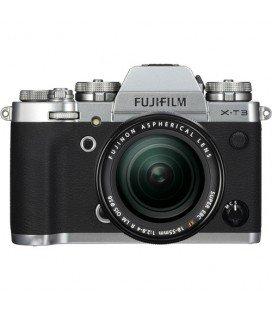 FUJIFILM X-T3 + OIS XF 18-55mm f / 2.8-4 R LM PLATA + €100 DESCUENTO DIRECO