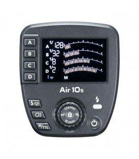 NISSIN TRANSMISOR PRO RF TTL AIR 10s P/ FUJIFILM
