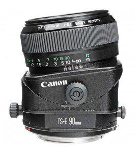 CANON TS-E 90MM F/2.8 TILT SHIFT MACRO + €300 REEMBOLSO DE CANON