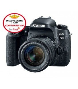 CANON 77D STARTER KIT + FREE 1 YEAR VIP SERPLUS MAINTENANCE CANON