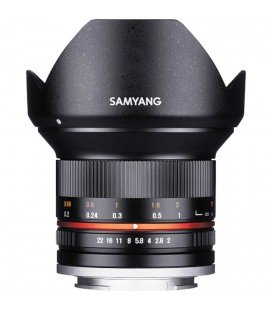 SAMYANG 12MM F/2.0 NCS CS - FUJIFILM X MOUNT