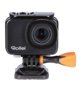 ROLLEI ACTION CAM 550 TOUCH NEGRO 4K 160º 40M WIFI