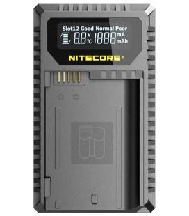 NITECORE UNK2 CHARGER NIKON EN-EL15 DUAL(2BATTERIES 1 USB)