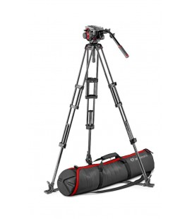 MANFROTTO TWIN GS TRIPODE DE VIDEO + ROTULA 504