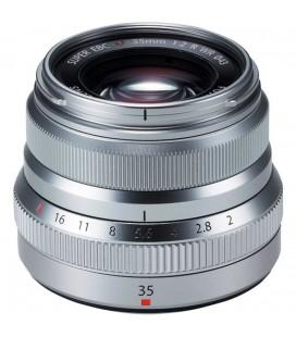 FUJIFILM FUJINON XF35mm F2 R WR (PLATA) + €50 DESCUENTO DIRECTO