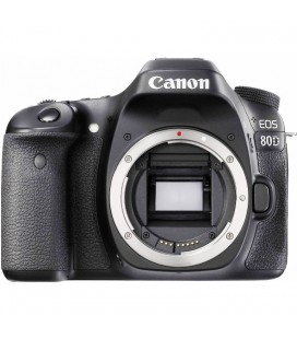 CANON EOS 80D BODY + REIMBURSEMENT CANON WHEN BUYING A PROMOTED OBJECTIVE