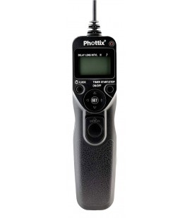 TELECOMANDO PHOTTIX TR-90 C6 C6 P/CANON 350D-400D-450D-500D-1000D