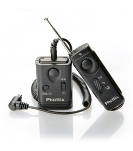 PHOTTIX CLEON II W-R N8 WIRELESS P/NIKON D200-D300-D300-D700-D2Xs-D3