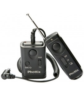 PHOTTIX CLEON II W-R N10 WIRELESS P/NIKON D90