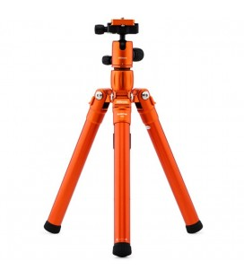 MEFOTO TRIPODE ROADTRIP AIR KIT-NARANJA