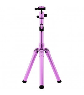 MEFOTO TRIPODE ROADTRIP AIR KIT-PURPURA