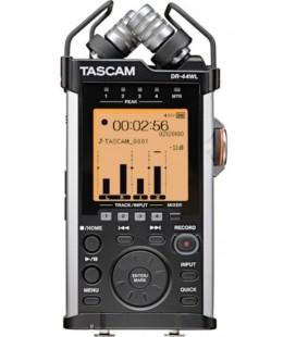 TASCAM DR-44WL enregistreur portatif avec WIFI