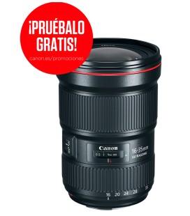 CANON EF 16-35mm f/2.8L III USM PRUEBALO GRATIS (VER PROMOCIONES ) + GRATIS 1 AÑO MANTENIMIENTO VIP SERPLUS CANON