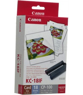 Cartuccia di inchiostro confezione multipla Canon KC-181f