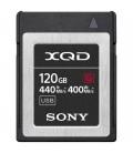 SONY XQD 120GB TARJETA SERIE G