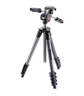 MANFROTTO COMPACT ADVANCED TRIPODE -NEGRO