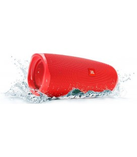 JBL CHARGE 4 BLUETOOTH WATER RESISTANT -RED