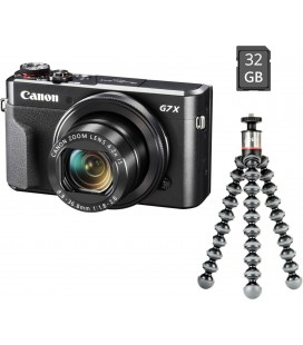 CANON G7 X MARK II KIT VLOGGER